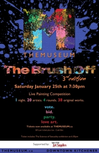 Brush Off 2014 Poster